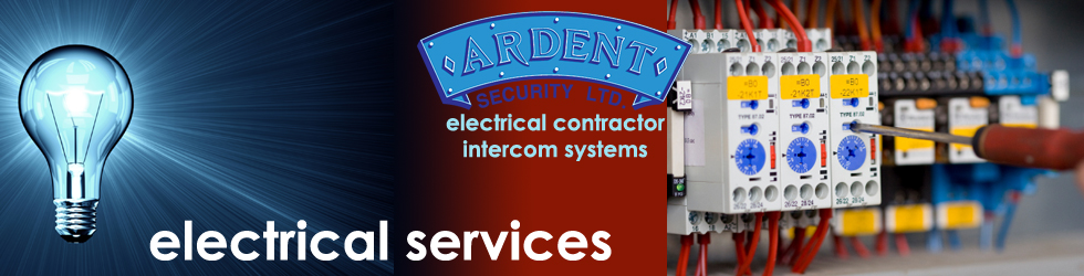 Ardent Security Electrical Contractor